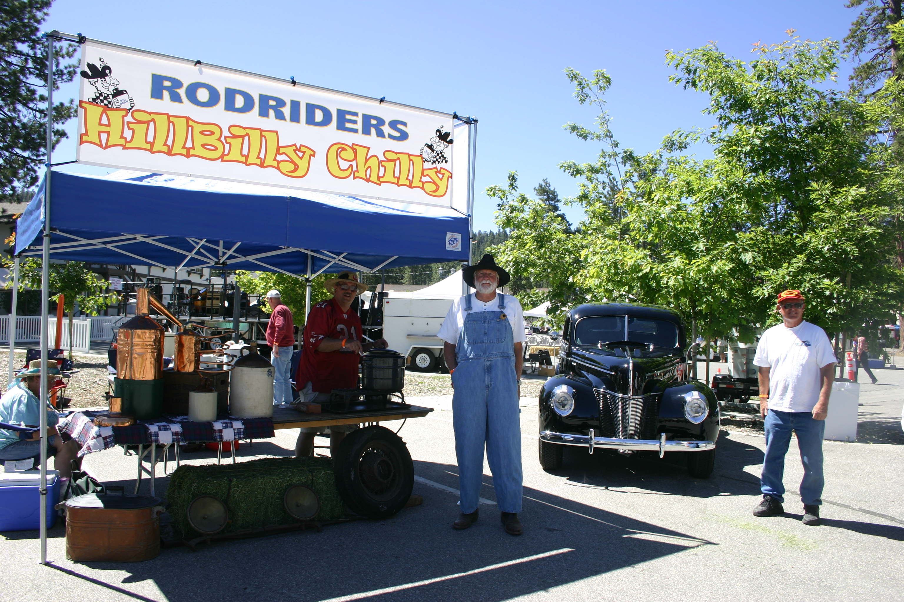 Old Miners Day  Car Show