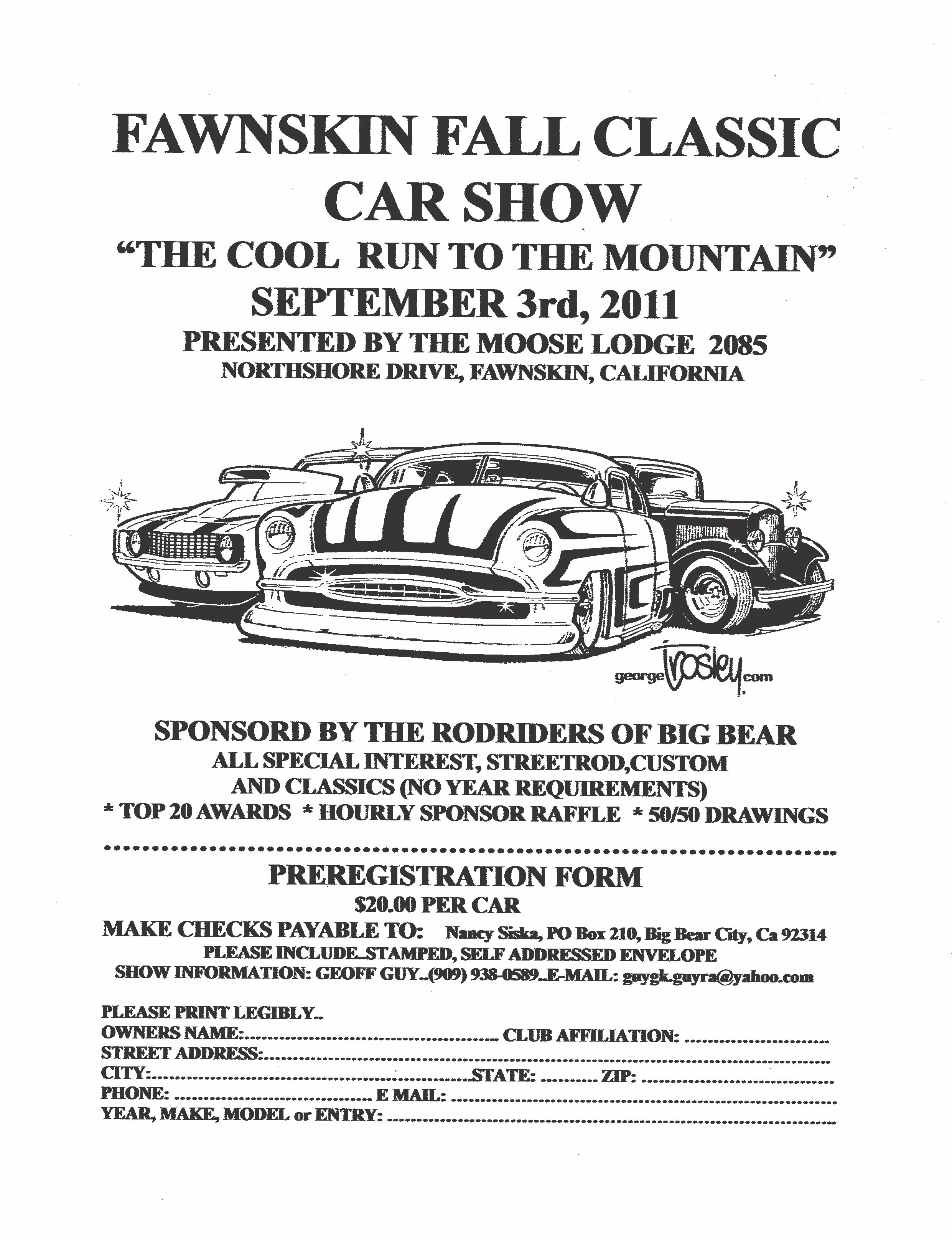 Fawnskin fall classic car show rodriders big bear ca participants thecheapjerseys Image collections
