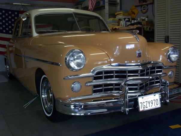 1949 DODGE CORONET FOR SALE.. | Rodriders - Big Bear, CA